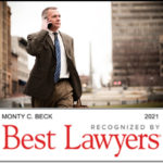 Monty C. Beck Included in Best Lawyers in America 2021 Family Law Section
